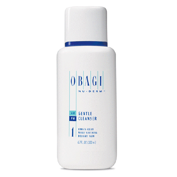 Obagi Nuderm Gentle Cleanser 200ml