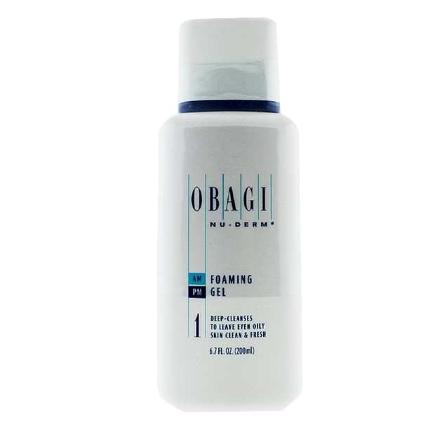 Obagi NuDerm Foaming Gel 200ml